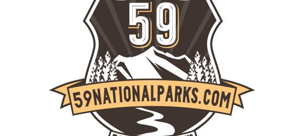 59 NATIONAL PARKS Brown Logo copy