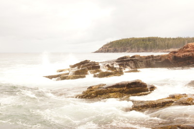 Coastal Features at Acadia