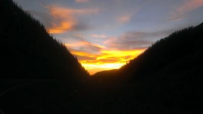 Yellowstone Sunset II