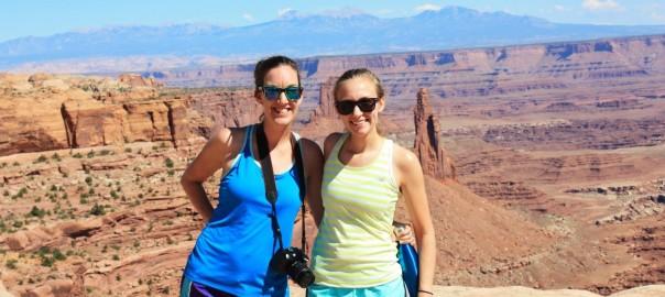 Lydia Mesa Arch View