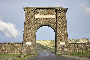 300px-Yellowstone_North_Gate